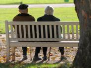 Todesursachenstatistik: Jede zweite Frau und jeder vierte Mann werden älter als 85