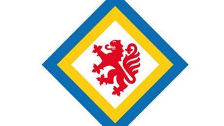 Das Logo des Fußball-Zweitligisten Eintracht Braunschweig.