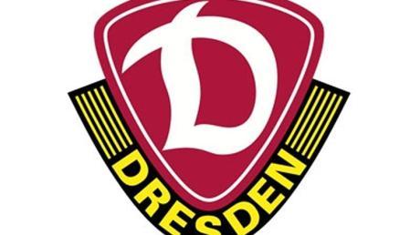 Das Logo des Fußball-Zweitligisten Dynamo Dresden.