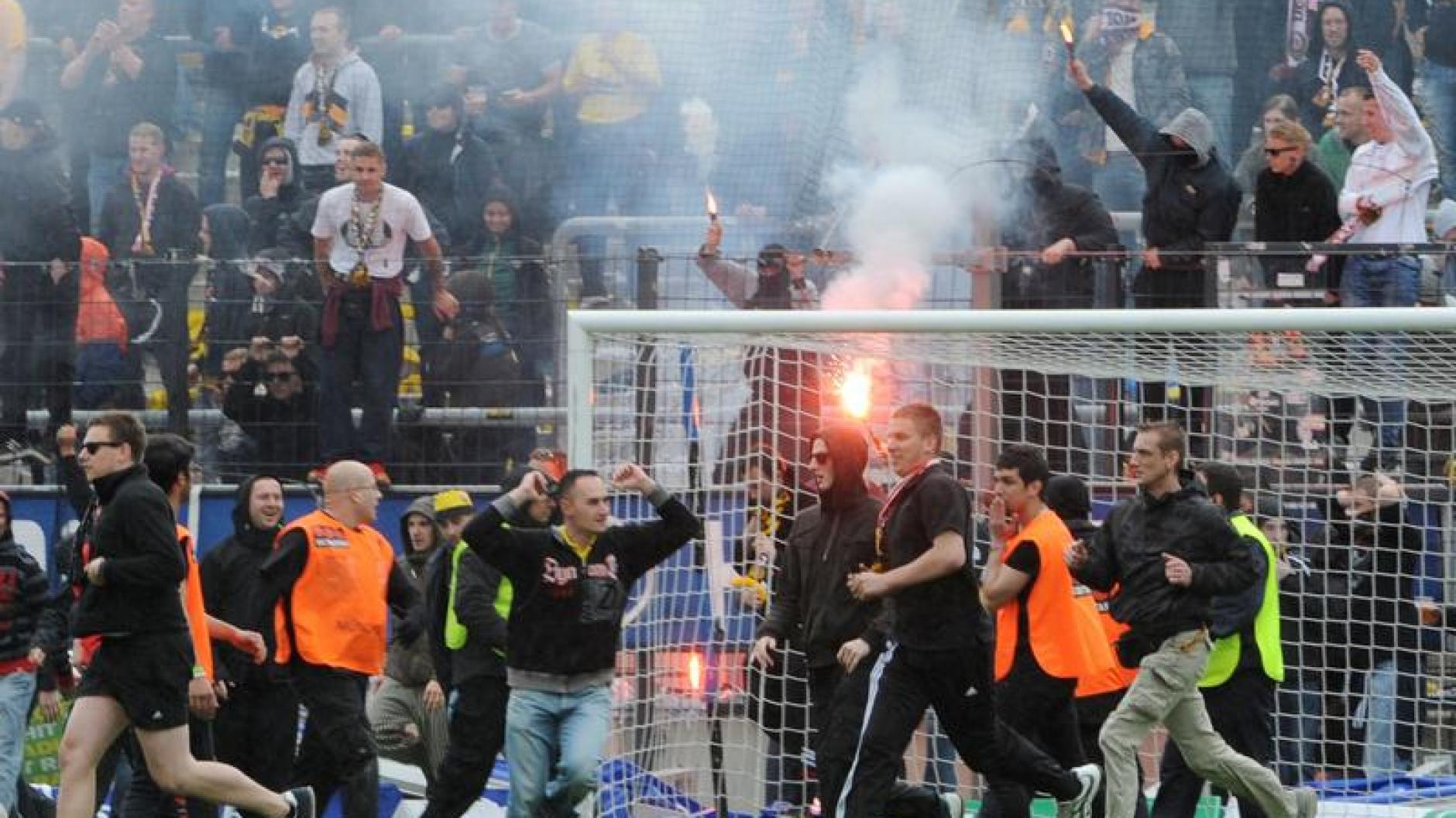 Dynamo Dresden 1860 München