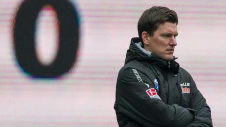 Der SC Paderborn und Trainer Stephan Schmidt haben sich getrennt.
