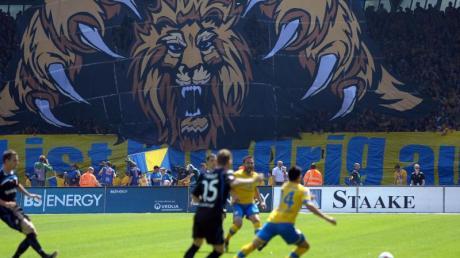 Der FSV Frankfurt entführte beim zukünftigen Bundesligisten Eintracht Braunschweig einen Punkt.