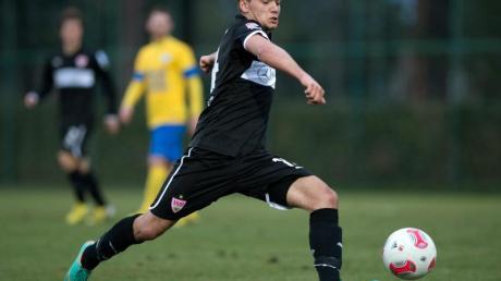Kevin Stöger trägt in der neuen Saison das Trikot des 1. FC Kaiserslautern.