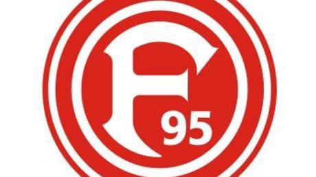 Das Logo des Fußball-Zweitligisten Fortuna Düsseldorf.