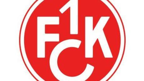 Das Logo des Fußball-Zweitligisten 1. FC Kaiserslautern.