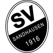 Das Logo des Fußball-Zweitligisten SV Sandhausen.