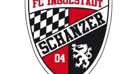 Das Logo des Fußball-Zweitligisten FC Ingolstadt 04.