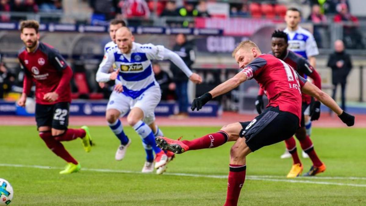 Tabellenführer 2 Bundesliga