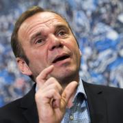 Ist nun auch offiziell HSV-Vorstandsboss: Bernd Hoffmann. Foto: Malte Christians