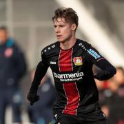 Wechselt von Leverkusen nach Hamburg: Jakub Bednarczyk. Foto: Marius Becker