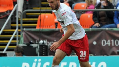 Marco Djuricin wechselt zum Karlsruher SC. Foto: Stefan Puchner