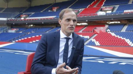 Hat zugesagt für das Testspiel beim FC Nürnberg mit der bestmöglichen Mannschaft zu kommen: PSG-Trainer Thomas Tuchel.