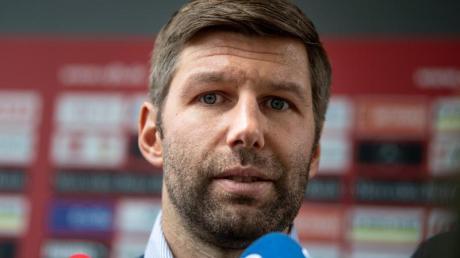 Thomas Hitzlsperger traut Mario Gomez beim VfB noch einiges zu.