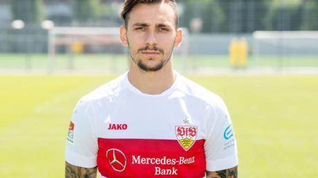 Wird den VfB Stuttgart verlassen: Anastasios Donis.