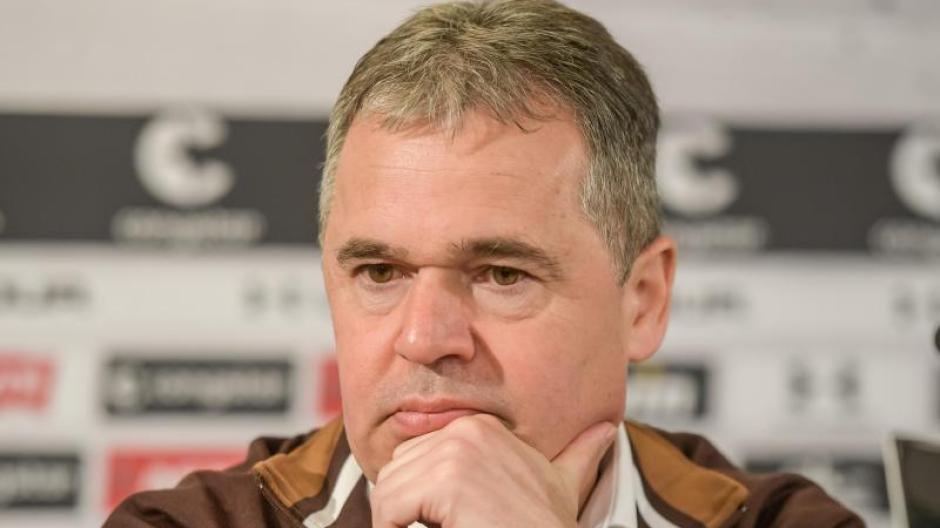 Wird den FC St. Pauli verlassen und nach Köln ziehen: Andreas Rettig.