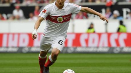 Von seinem Club sanktioniert: VfB-Profi Santiago Ascacibar.