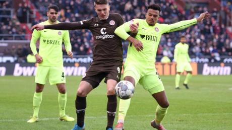 St. Pauli spielt in der 2. Liga am Samstag, 21.12.19, gegen Arminia Bielefeld. Wo gibt es die Übertragung im TV und Live-Stream?