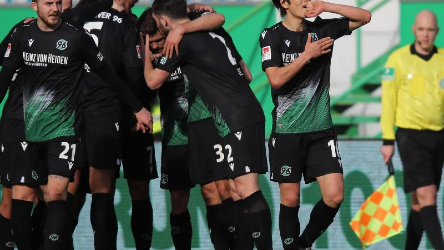 Hannover 96 2 Liga