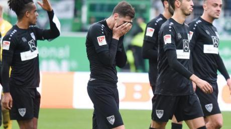 Der VfB Stuttgart will unbedingt in die Bundesliga aufsteigen.