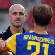 Marco Antwerpen ist nicht mehr der Trainer des Zweitligisten Eintracht Braunschweig.