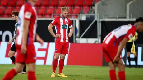 Nach dem verpassten Aufstieg droht beim 1.FC Heidenheim ein personeller Aderlass.