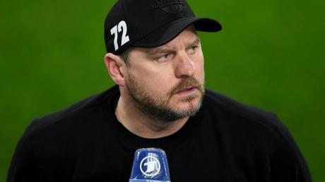 Hatte nach der DFB-Pokalniederlage beim BVB mit harscher Kritik am Schiedsrichter für Wirbel gesorgt: Steffen Baumgart.