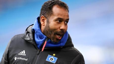 Strebt mit dem Hamburger SV den Wiederaufstieg an: Trainer Daniel Thioune.