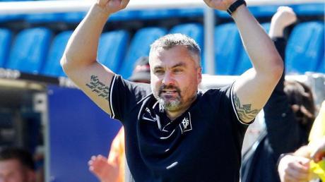 Kann mit Bochum den Bundesliga-Aufstieg klar machen: VfL-Trainer Thomas Reis.