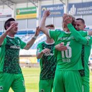 Die Fürther wahren dank des Sieges in Paderborn ihre Chance auf den direkten Aufstieg.