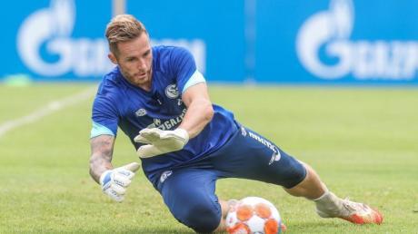 Wurde positiv auf Corona getestet: Schalke-Keeper Ralf Fährmann.