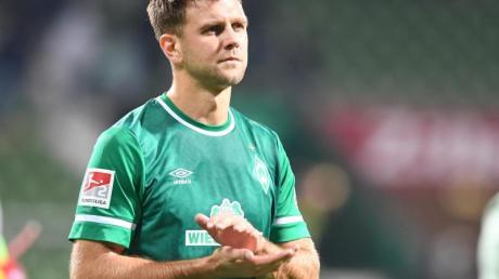 Ist mit seiner derzeitigen Situation bei Werder Bremen unzufrieden: Niclas Füllkrug.