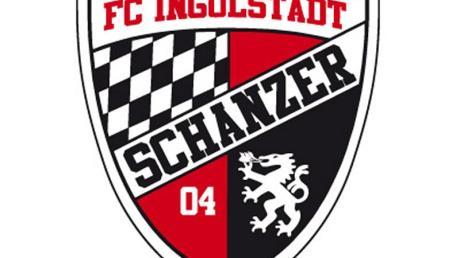 Das Logo des Fußball-Zweitligisten FC Ingolstadt.