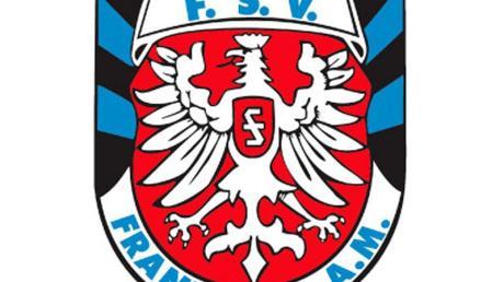 Das Logo des Fußball-Zweitligisten FSV Frankfurt.