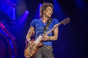 Ronnie Wood, 72.