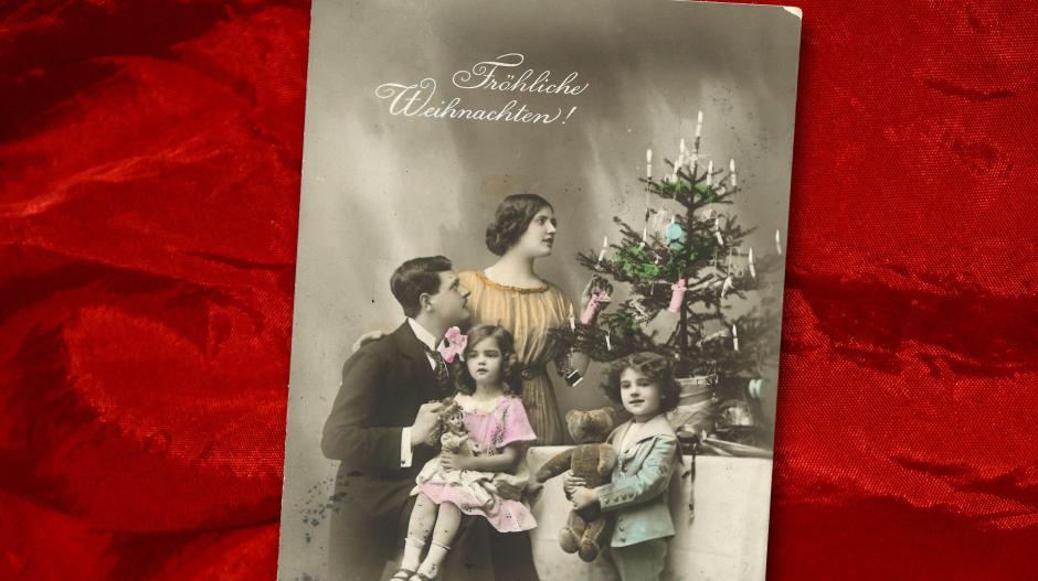 Eine Exemplar aus der Sammlung von Franz Häußler