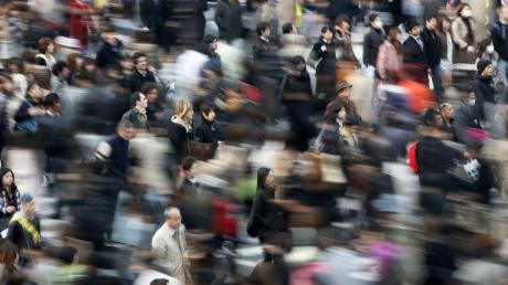 Nach der neuen Studie werden es keine 10 Milliarden Menschen werden.