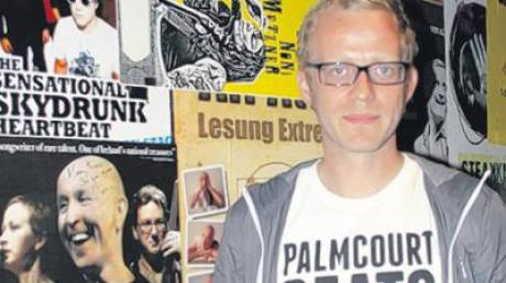 Andreas Baierl ist Manager des Liveclubs.