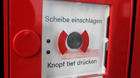 Feueralarm hat ein Senior im Dachauer Krankenhaus ausgelöst: Er wollte heim.