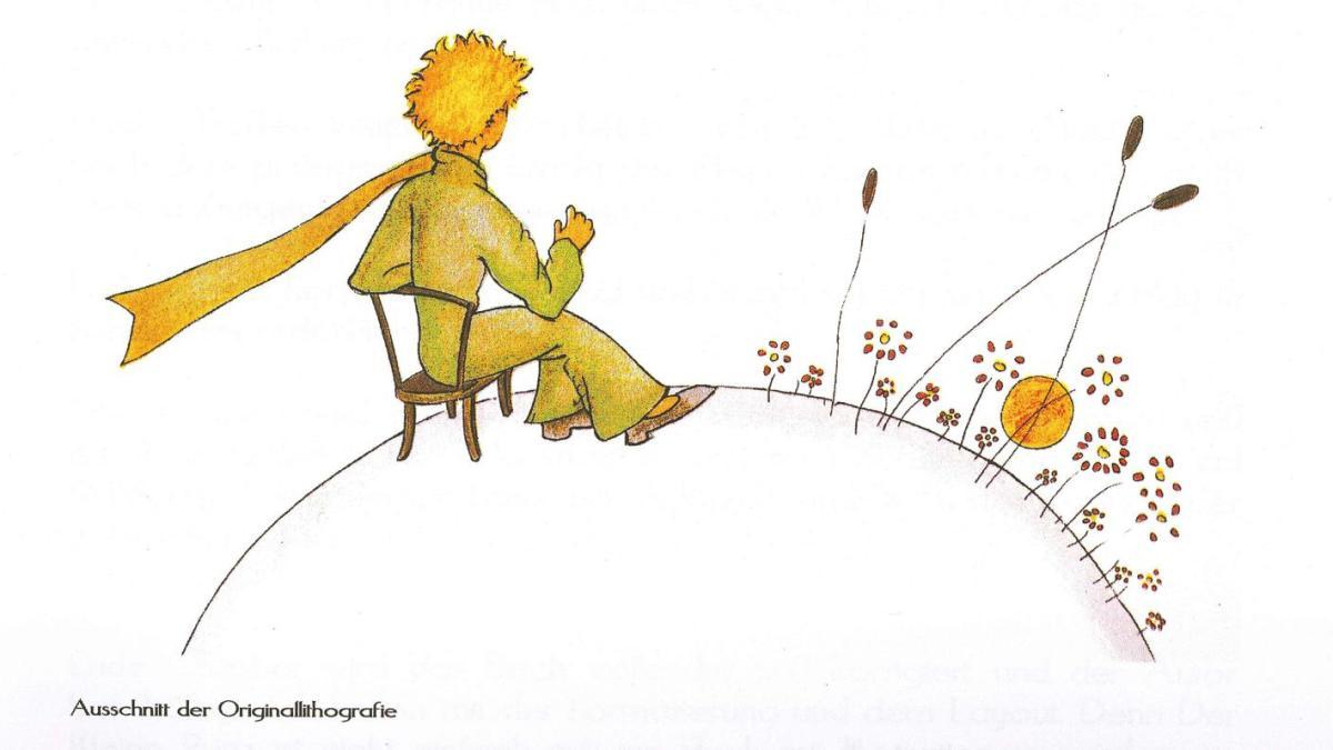 """ausstellung """"der kleine prinz"""" sehen und hören"""