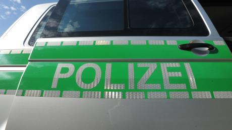 Polizei Feature Symbol Gesetzeshüter Beamte Straftat Verbrechen Bayern