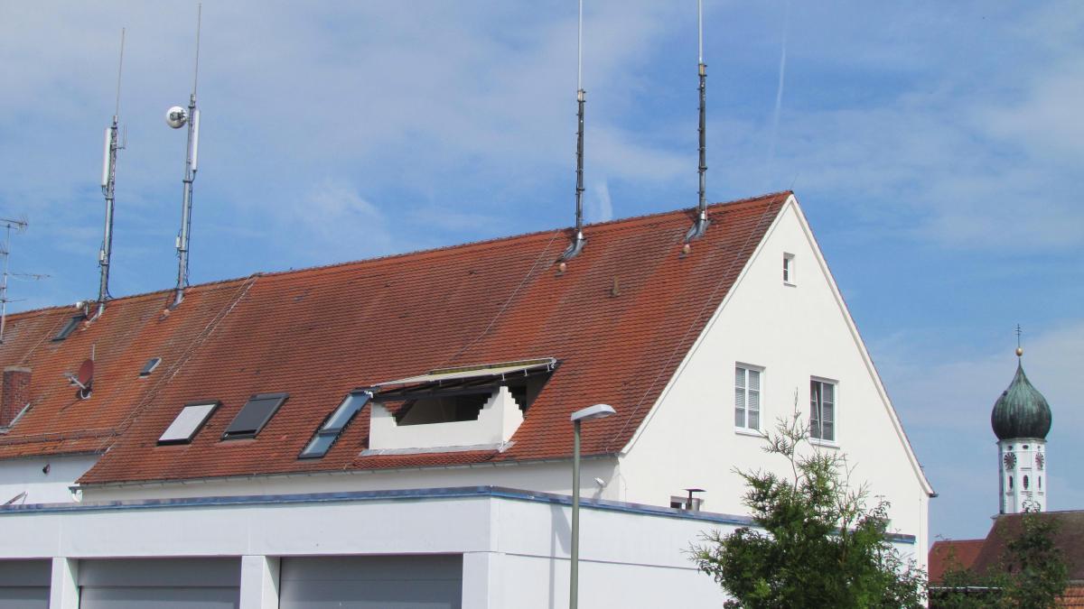 rehling telekom sucht standort f r mobilfunk masten nachrichten aichach augsburger allgemeine. Black Bedroom Furniture Sets. Home Design Ideas