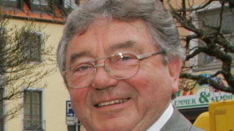 Josef Plöckl war über 40 Jahre lang Vorsitzender des Spargelerzeugerverbands.