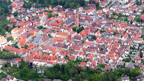 Die Friedberger Altstadt soll saniert werden. Doch das ist in Anbetracht der finanziellen Lage schwierig.