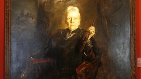 """""""Franz von Lenbach und die Schönen seiner Zeit"""" ist der Titel einer Ausstellung, die erstmals das Thema Frauen in seinem Gesamtwerk aufgreift."""