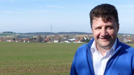 Dietrich Binder ist seit drei Jahren Bürgermeister in Petersdorf und steht am 15. März nicht zur Wahl..