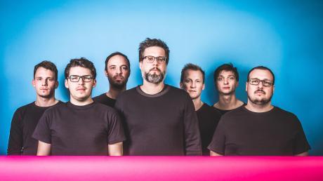 The Sensational Skydrunk Heartbeat Orchestra steht beim Noisehausen Festival am Samstag, 29. Juli, in Schrobenhausen auf der Bühne.