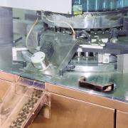 Die Bärbel Drexel GmbH produziert Nahrungsergänzungsmittel wie hier Spirulina-Presslinge in Baar.