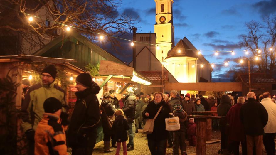 Weihnachtsmarkt Aichach.Affing Bayerns Schönster Weihnachtsmarkt Ist Eröffnet