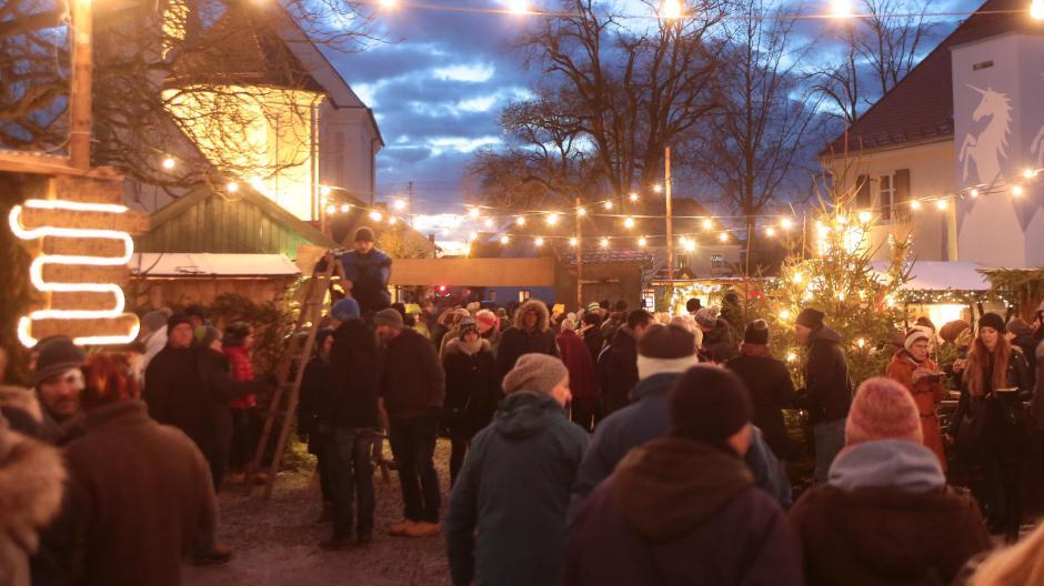 Weihnachtsmarkt Wie Lange Offen.Region Augsburg So Lange Haben Die Weihnachtsmärkte Noch Geöffnet