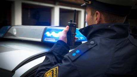Die Polizei beziffert den Schaden nach dem Unfall in Leitershofen auf rund 15.000 Euro.